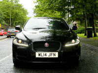 2014 Jaguar XF 2.2TD ( 200ps ) ( s/s ) Auto R-Sport WITH FULL JAGUAR HISTORY++