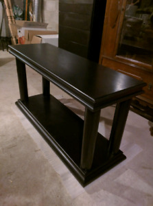 Dresser or stereo cabinet and sofa table