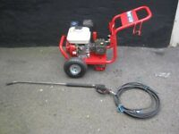 Honda Petrol Power Washer / Pressure Washer with Hose & Lance 5.5HP