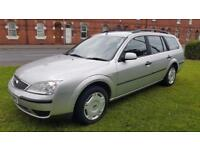 Ford Mondeo Estate 2.0TDCi 115 2004 12 months mot PX Swap Anything considered