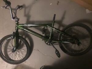 Iron horse bmx bike