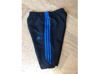 Boys adidas shorts age 12-13 years