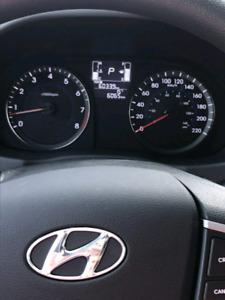 2016 Hyundai Accent + Climatisation +  6000 km + Garantie 2021