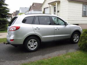 2012 Hyundai Santa Fe GL AWD