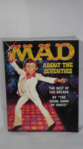 SKITCH'S STUFF: MAD About the Seventies Softcover $15