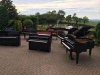 Belfast pianos   quality baby grands & Uprights Free Delivery  