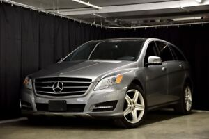 2013 Mercedes-Benz R-Class 350 BlueTEC 4MATIC, Ensemble Premium