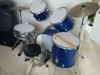 Drum Kit 7 piece