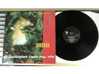 Nirvana ‎– All Apologies Rape Me MV, VG, 12 inch single, inc prints, released in 1993, Grunge Rock