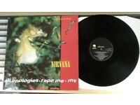 Nirvana – All Apologies Rape Me MV, VG, 12 inch single, inc prints, released in 1993, Grunge Rock