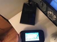 Wii U- black