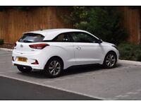 Hyundai i20 Coupe 1.4L (90 BHP), excellent condition & low mileage