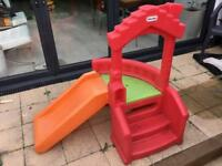 Little Tikes Climb & Slide Playhouse