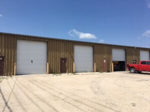 Garage / Shop Space For Lease