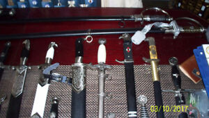Reproduction WW2 German Daggers and Swords