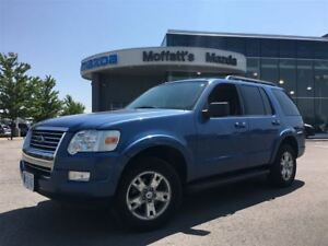 2009 Ford Explorer XLT 4.0L V6 4X4 - LOW KMS