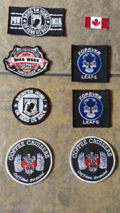 NEW Biker Vest PATCHES