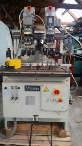 Inline boring machine . MOVING MUST SELL ALL