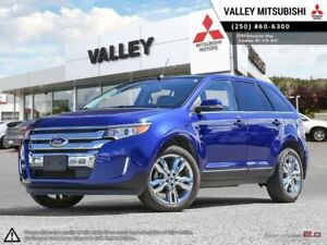 2014 Ford Edge Limited-DUAL DVD HEADRESTS, LEATHER, MOON ROOF