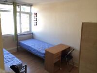 ***LOVELY SPACIOUS TWIN ROOM (ALL BILLS INCLUSIVE )***