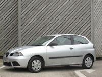 2008/58 SEAT IBIZA 1.4TDI Ecomotive 3DR HATCH - ZERO ROAD TAX - 68+MPG !!