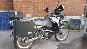2011 KLR, set up for touring, lots of extras!