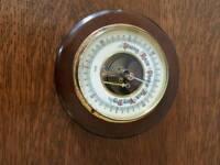 Vintage Barometer .