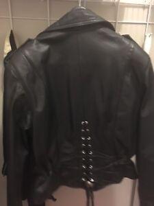 Leather Jackets ( Harley Davidson type) and Harley Davidson Vest