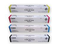 Canon Toner - C-EXV 49 (Various Colours)