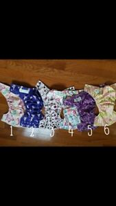 Glow bugs cloth diapers