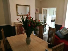 4 bedroom house close to the city centre