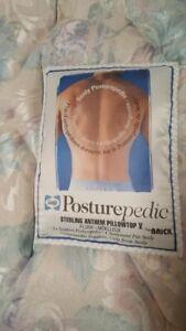 Clean Posterpedic Mattress