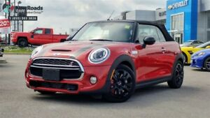 2016 Mini Convertible Cooper S Cooper S, JCW, One Owner, No A...