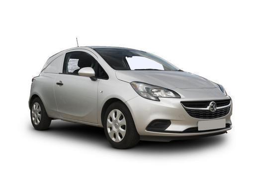 2017 Vauxhall Corsavan 1.2i 16V Van Petrol