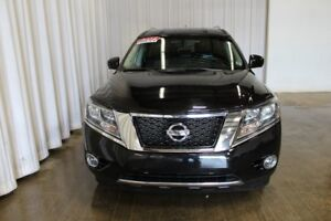 2014 Nissan Pathfinder PLATINUM 3.5L 6 CYL CVT 4WD