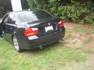 2007 BMW 3-Series 335i Berline