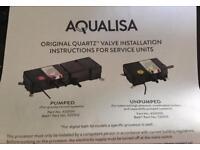 Aqualisa quartz shower pump
