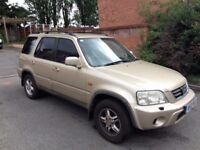 HONDA CRV 2.0 ES , DRIVES PERFECT,, LONG MOT