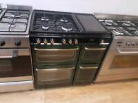 Stoves Newhome Dual Fuel Range Cooker 80cm width.3 months warranty