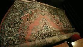 Royal medallion style Persian rug (v large)