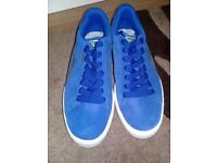 Puma Suede Blue UK size 8 - NEW without box