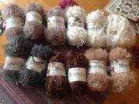 King Cole Tinsel Wool