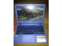Acer Aspire ES11 Laptop in Blue