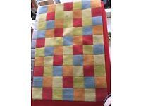 100% wool rug jojomanbebe