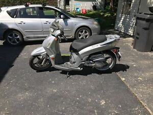 Scooter kymco peoples 4t