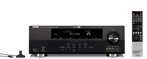 Complete Sound System with YAMAHA Receiver - WOW!