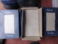 Ceramic Wall tiles Cream 3 boxes total 49 pieces 9.00 only