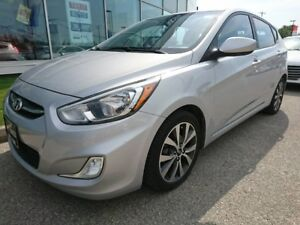 2015 Hyundai Accent 5Dr SE Sunroof Heated Seats No Accidents