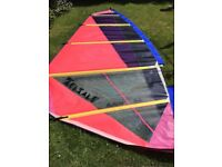 NEW UNUSED Windsurfer Sail 6.4