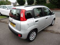 Fiat Panda EASY (silver) 2014
